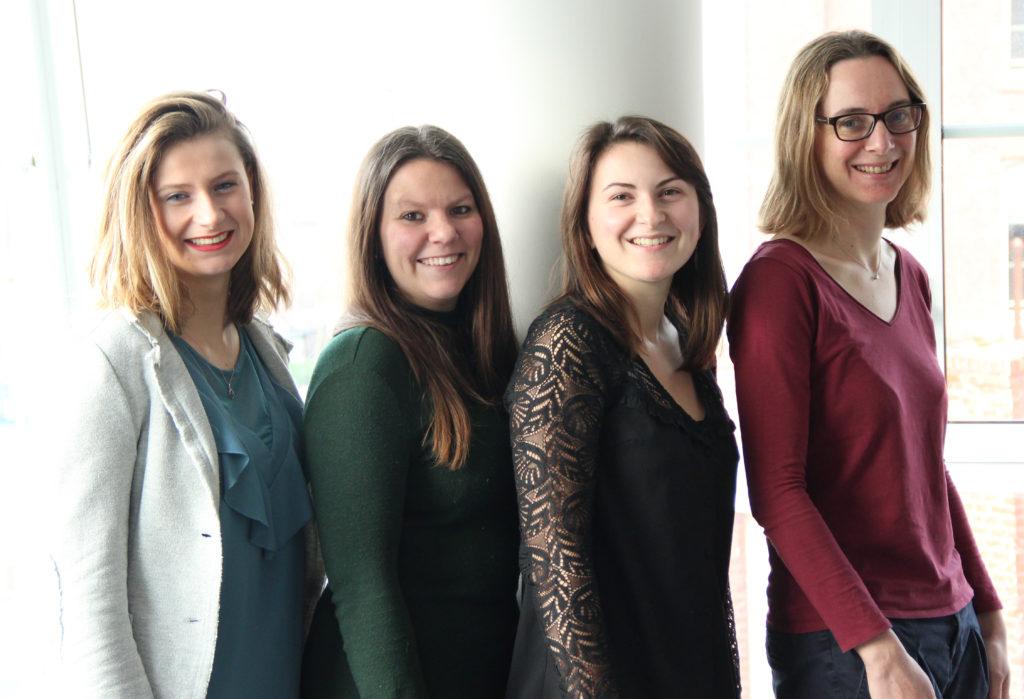 Equipe qualité Gelpass group